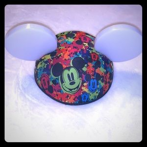 Disney Parks Mickey Glow with the Show Ears Hat